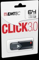 EMTEC Flash B100 Click USB3.0 64GB
