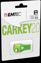 EMTEC Flash D300 CarKey USB2.0 8GB