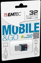 EMTEC Flash T200MobileGoOTG USB3.0 32GB