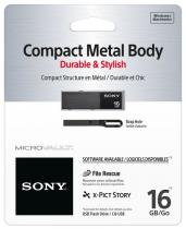 SONY USB Micro Vault W 16 GB