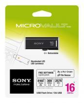 SONY USB Micro Vault 16 GB USM16GR