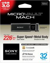 SONY USB Vault Mach QX 32GB