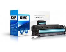 KMP H-T123 / toner CC531A RENOVACE