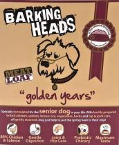 Barking Heads Golden Years 400 g