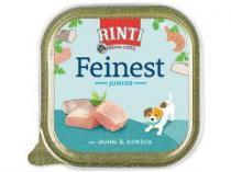 Rinti Feinest Junior kuře & treska 150 g