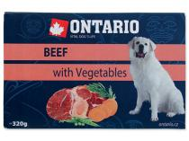 Ontario Beef with Vegetables 320 g
