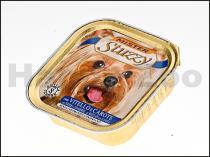 Stuzzy Mister Dog telecí & mrkev 150 g