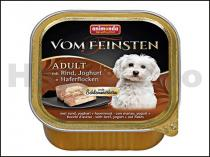 Animonda Vom Feinsten Core hovězí, jogurt a vločky 150 g
