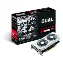ASUS RX 460 DUAL-RX460-2G (90YV09L0-M0NA00)
