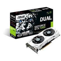 ASUS GeForce GTX 1060 DUAL-GTX1060-6G (90YV09X4-M0NA00)
