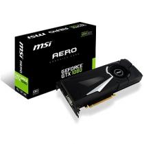 MSI GeForce GTX 1080 AERO 8G OC