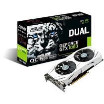 ASUS GeForce GTX 1060 DUAL-GTX1060-O6G (90YV09X0-M0NA00)
