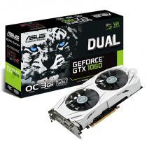 ASUS GeForce GTX 1060 DUAL-GTX1060-O3G (90YV09X3-M0NA00)
