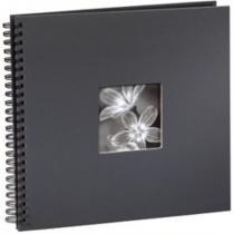 HAMA 94874 Album FINE ART 36x32 cm, šedé