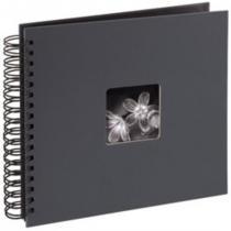 HAMA 94879 Album FINE ART 28x24 cm, šedé
