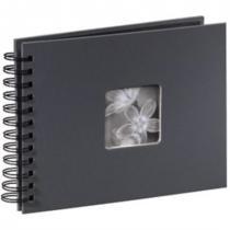 HAMA 94884 Album FINE ART 24x17 cm, šedé
