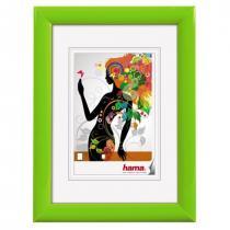 Hama rámeček plastový MALAGA, zelená, 40x50 cm