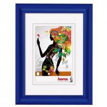 Hama rámeček plastový MALAGA, modrá, 13x18 cm