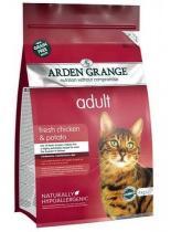 Arden Grange Adult Cat Grain Free kuře & brambory 4 kg