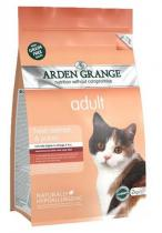 Arden Grange Cat Adult Salmon & Potato 4 kg