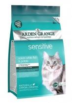 Arden Grange Cat Adult Sensitive Ocean Fish & Potato 2 kg
