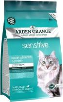 Arden Grange Cat Adult Sensitive Ocean Fish & Potato 4 kg