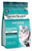Arden Grange Cat Adult Sensitive Ocean Fish & Potato 8 kg