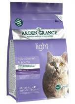 Arden Grange Cat Light Chicken & Potato 2 kg