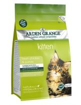 Arden Grange Kitten Chicken & Potato 400 g