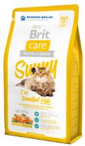 Brit Care Cat Sunny I've Beautiful Hair 400 g