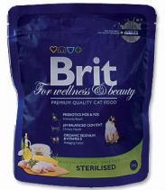 Brit Premium Cat Adult Sterilised 300 g
