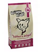 Meowing Heads Kitten's Delight Chicken 250 g