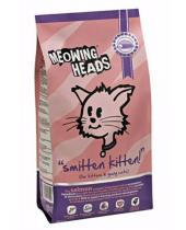 Meowing Heads Smitten Kitten losos 250 g