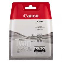 CANON PGI-520BK Twin Pack