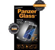 PanzerGlass ochranné sklo na displej pro Samsung S7 edge Premium, stříbrné