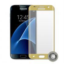 ScreenShield Tempered Glass pro Galaxy Galaxy S7 (zlaté)