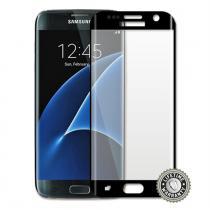 ScreenShield Tempered Glass pro Galaxy Galaxy S7 Edge (černé)