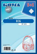 Koma ECG 878