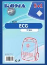 Koma ECG 912