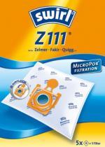 SWIRL Sáčky Z 111/5 MicroPor - 1702511