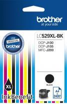 BROTHER LC-529XLBK černá