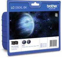 BROTHER LC1280XLBKBP2 Inkoustová náplň