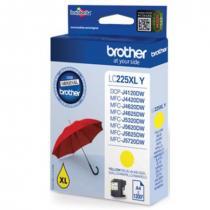 BROTHER LC225XLY Inkoustová náplň
