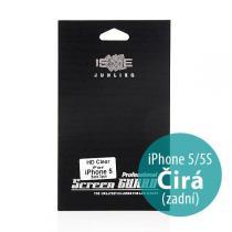 Ochranná folie pro iPhone 5/5S/SE zadní