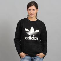 adidas T Sweatshirt černá