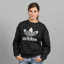 adidas TRF Sweatshirt černá