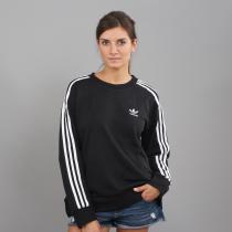 adidas 3Stripes Sweat černá