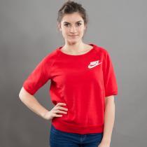 Nike Rally SS Crew červená