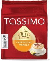 KRAFT Tassimo Cappuccino Vanilla 260g
