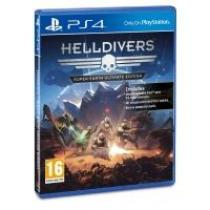 HELLDIVERS SuperEarth Ultimate (PS4)